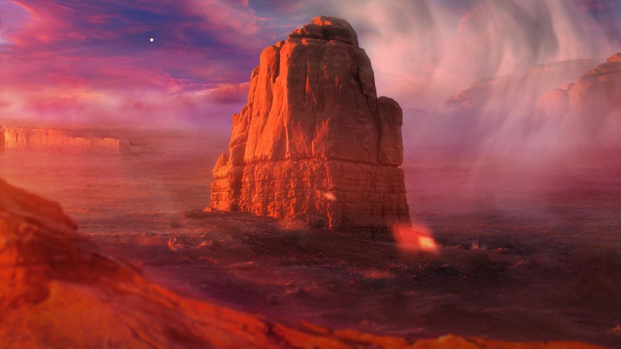 Desert Range